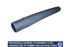 RUBBER SUCTION CORRUGATED HOSES WATER/WESTWATER
