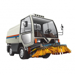 SUCTION HOSES FOR STREET SWEEPERS