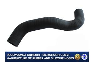 NISSAN PRIMERA 1.9 DCI P12, intercooler turbo hose  14463AW304, 14463 AW304, 14463