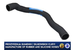 ALFA ROMEO 147 1.9 JTD, upper intake intercooler hose, 505080810