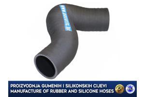 FIAT CROMA 2.4 JTD, intercooler intake manifold hose, 51803918