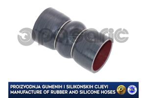 RENAULT CLIO IV / SCENIC II / MEGANE / NISSAN QASHQAI / JUKE 1.5 dCi, turbo hose, 144601KB3A, 144601KB4A, 144602760R, 144600835R, 144601524R, 144606189R