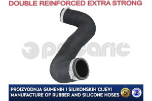 CITROEN C5 intercooler turbo hose 0382NG, 0382.NG, 0382 NG
