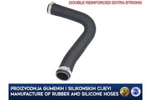 OPEL ASTRA H 1.7 CDTI, intercooler turbo hose 13223595, 315805007, 13322486