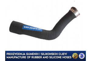 OPEL INSIGNIA / VAUXHALL 2.0 CDTI, intercooler turbo hose  13242121, 860118, 1302275, 22865155, 1302277, 22990025