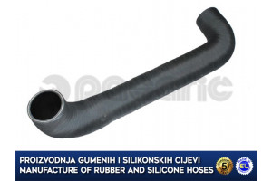 IVECO DAILY GAMMA C/S/L, IVECO DAILY III KOMBI 29 L 10 V, IVECO DAILY III 2.3 HPI, intercooler hose 504003918, 504098506