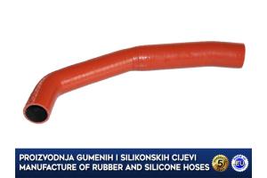 IVECO DAILY VI 2.3 HPI, intercooler turbo hose pipe, 5801303587EA, 5801303587