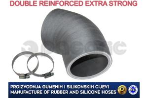 AUDI / SEAT / VW / ŠKODA 1.4 TDI, intercooler and turbine hose 04B145822B, 04B145762B