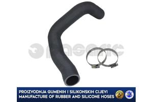 RENAULT LAGUNA III 1.5 dci, intake manifold intercooler hose, 8201047770